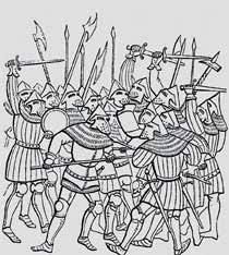 medieval shield designs