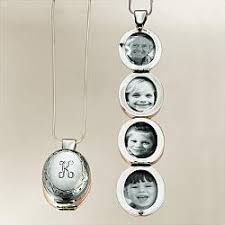 4 picture lockets