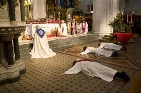 ordained priesthood