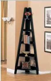 bookcase corner
