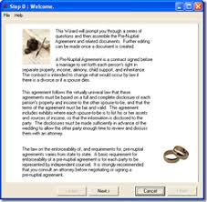 marriage agreement