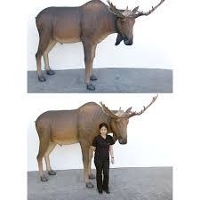 plastic moose
