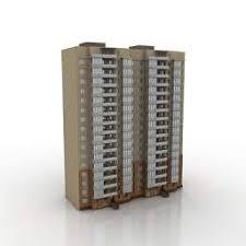 3d models of buildings