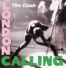 clash london calling