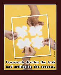 teamwork inspiration
