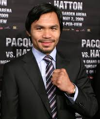 Manny Pacquiao(credit: Dave