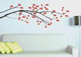 cherry tree branches