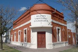 iglesia cristiana evangelica