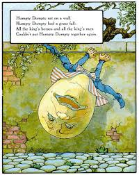 mother goose humpty dumpty