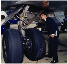 airplane tire