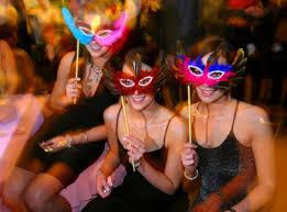 masquerade ball parties
