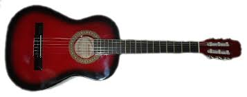 acoustic nylon guitar
