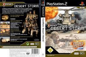 desert storm ps2