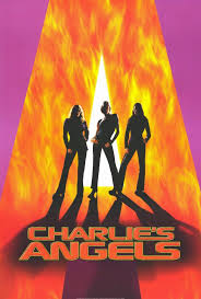 charlies angels movie poster