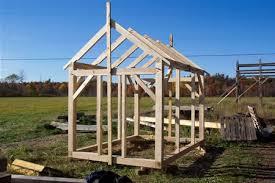 a frame shed