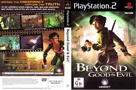 ps2 beyond good and evil