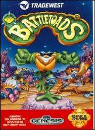 battletoads genesis
