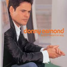 donny osmond album