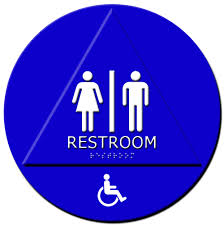 accessible signage