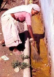 sanitation problem