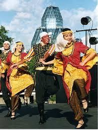 lebanese dancers
