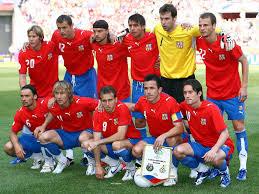czech republic soccer team
