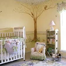 cuartos decorados para bebes