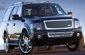 customized ford expedition