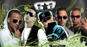 artistas reggaetoneros