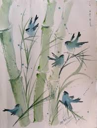 bamboo sketches