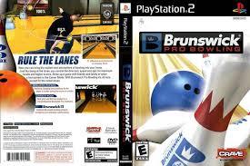 brunswick bowling ps2