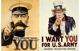 propaganda posters from world war 1