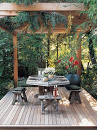feng shui patio
