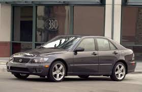 2005 lexus is 300