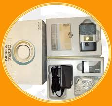 nokia 7200 mobile phone