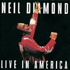 neil diamond live in america