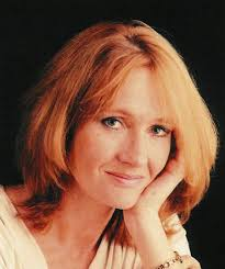 J K Rowling Photograph - Photo
