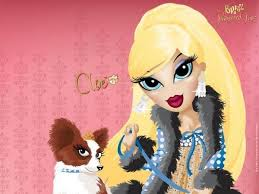 bratz pampered pups