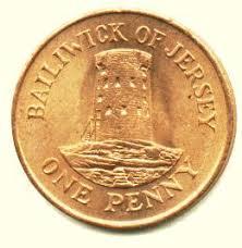 jersey coins