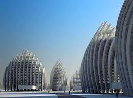 buildings towers