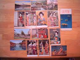 japanese postcards