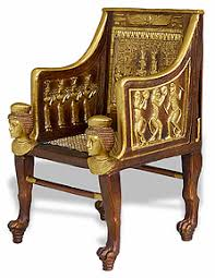 furniture in ancient egypt