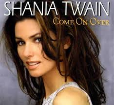 come on over shania twain