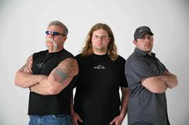 What do Orange County Choppers
