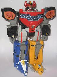 original power rangers megazord
