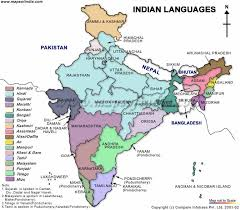map of indian