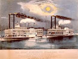 steamboat mississippi