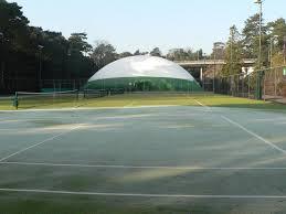 tennis bubble