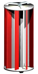 vertical wind power generators