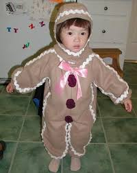 gingerbread cookie costume